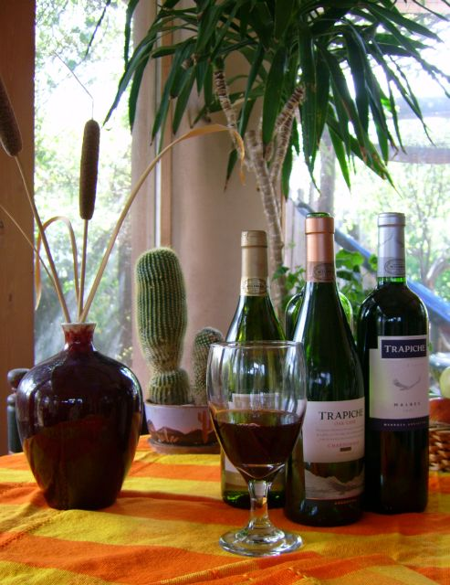 Trapiche Wines from Mendoza, Argentina [photo: ©John Lamkin]