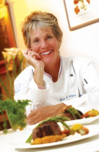 Susanne Wilder (AKA Chef Sunanita)