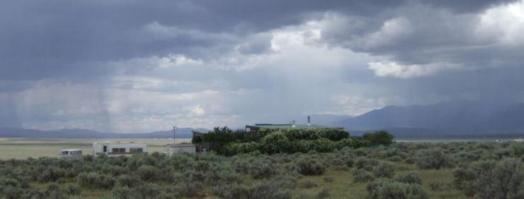 Casa Juan Galan, Tres Orejas, Taos County, New Mexico