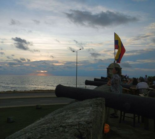 Day's End - Cartagena, Colombia ©John Lamkin